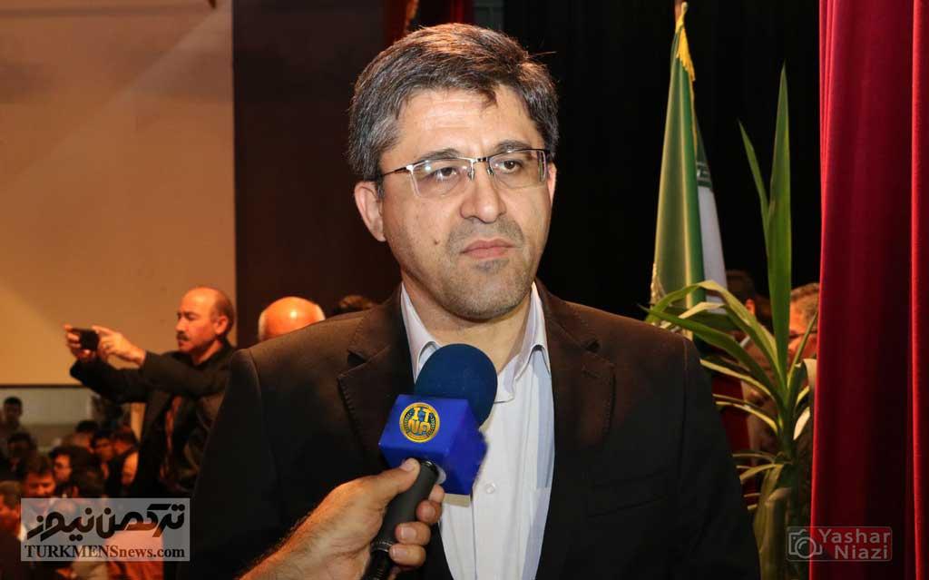 Noorgulipour TN01 - یکی از اهداف انقلاب اسلامی ایران استفاده از ظرفیت های مدیران بومی است