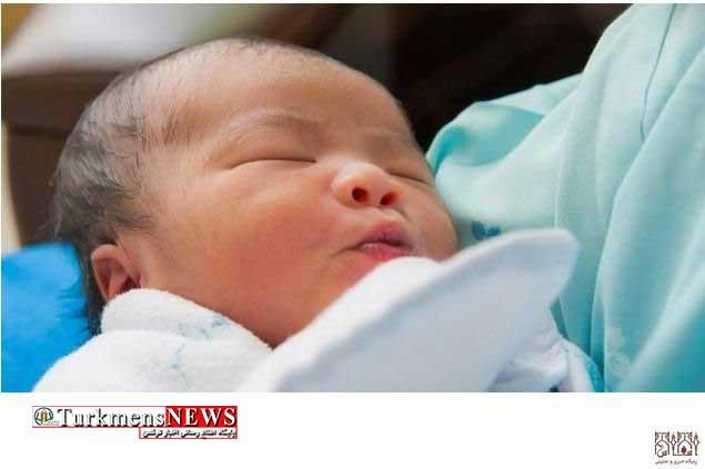 Nozad 26F 1 - تولد نوزاد چینی چهارسال پس از مرگ والدین