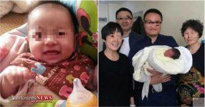 Nozad 26F 2 300x156 - تولد نوزاد چینی چهارسال پس از مرگ والدین