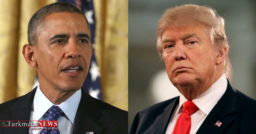 Obama Trump 20S - آیا این سیاه پوست محبوب می تواند ترامپ را از کاخ سفید بیرون کند؟