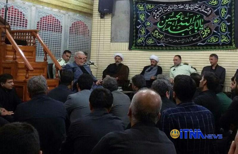 Ostandar gonbad 9 M - انقلاب امام حسین (ع)، انقلاب عزت و معرفتافزایی است