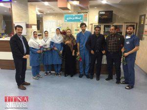 Parastaran 2 300x225 - بازدید و تبریک اعضای نظام پرستاری از بیمارستان های شرق گلستان+عکس