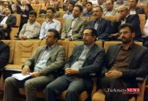 Pishghadam 6 Sh - اعتبارات کردکوی 70 درصد افزایش یافت/بهره برداری از 37 پروژه در هفته دولت