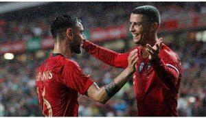 ترکیب تیم پرتغال