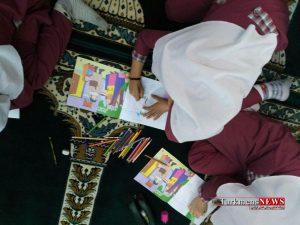 Ranamizi 30F 10 300x225 - برگزاری مسابقه رنگ آمیزی به مناسبت روز جانباز در مدرسه ابتدایی دخترانه شاهد گنبد کاووس