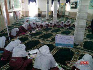 Ranamizi 30F 11 300x225 - برگزاری مسابقه رنگ آمیزی به مناسبت روز جانباز در مدرسه ابتدایی دخترانه شاهد گنبد کاووس