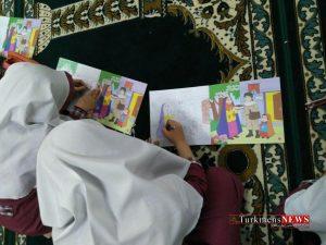 Ranamizi 30F 7 300x225 - برگزاری مسابقه رنگ آمیزی به مناسبت روز جانباز در مدرسه ابتدایی دخترانه شاهد گنبد کاووس