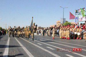 Reje TN 22 300x200 - رژه نیروهای مسلح گنبد کاووس برگزار شد/گزارش تصویری