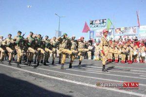 Reje TN 23 300x200 - رژه نیروهای مسلح گنبد کاووس برگزار شد/گزارش تصویری
