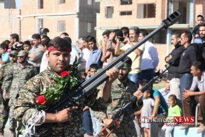 Reje TN 30 300x200 - رژه نیروهای مسلح گنبد کاووس برگزار شد/گزارش تصویری
