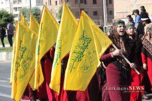 Reje TN 34 300x200 - رژه نیروهای مسلح گنبد کاووس برگزار شد/گزارش تصویری