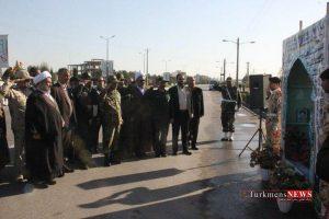 Rezheh 29F 12 300x200 - رژه نیروهای مسلح شهرستان گنبدکاووس به مناسبت روز ارتش به روایت تصویر