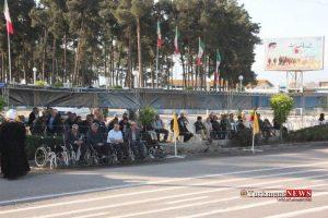 Rezheh 29F 14 300x200 - رژه نیروهای مسلح شهرستان گنبدکاووس به مناسبت روز ارتش به روایت تصویر