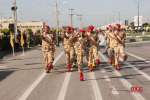 Rezheh 29F 19 300x200 - رژه نیروهای مسلح شهرستان گنبدکاووس به مناسبت روز ارتش به روایت تصویر