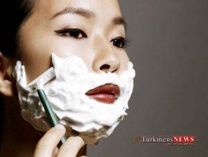 Rish Zanan 24F 1 300x226 - ۱۰ عاملی که مسئول اصلی رویش مو در چانه زنان شناخته می شوند