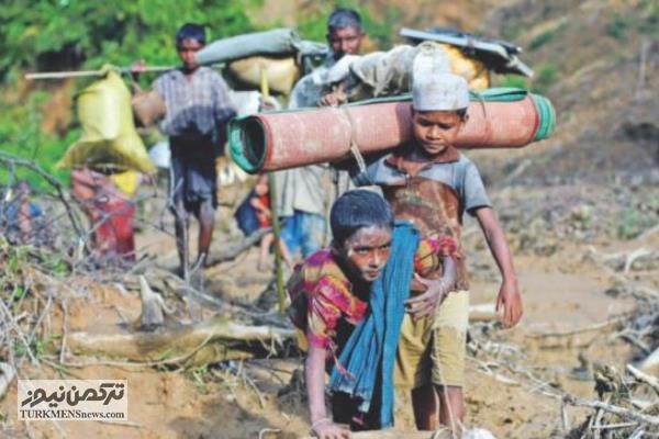 Rohingia 25D - اتحادیه اروپا برای حمایت از مسلمانان روهینگیا بودجه تعیین کرد