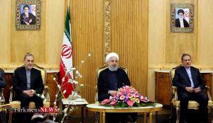 Rouhani 7F 300x174 - تقویت روابط با همسایگان از سیاستهای اصولی دولت است/ سند همکاری ایران و جمهوری آذربایجان در دریای خزر در حوزه نفت و گاز امضاء میشود