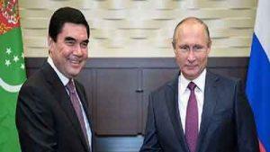 Russiýa Turkmenistan 300x169 - Türkmenistan bilen Russiýa Federasiýasynyň Prezidentleriniň arasynda telefon arkaly söhbetdeşlik boldy