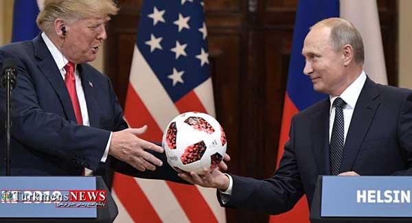 Russian American 12M - سخنان ترامپ درباره روابطش با پوتین
