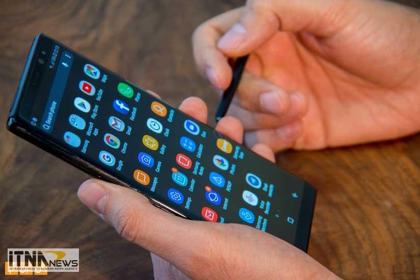 Samsung Galaxy1 - بررسی تخصصی گوشی Galaxy Note 8