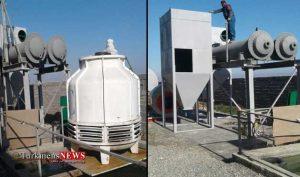 Sanat 6E 300x177 - واحد صنعتی آلاینده در سرخنکلاته گرگان، دوستدار محیط زیست شد