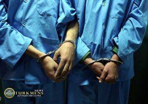Sareghan 5Az 300x211 - دستگیری باند سارقان به عنف در گلستان