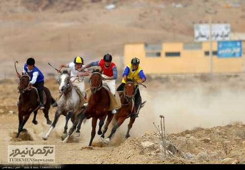 Savarkari 24 Az - هفته سوم کورس اسبدوانی خراسان شمالی برگزار میشود+عکس
