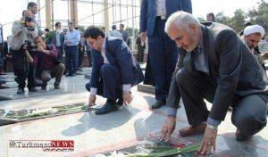 Shohada 31Kh 300x176 - آغاز هفته قوه قضاییه با حضور کارکنان دستگاه قضایی استان در گلزار شهدا
