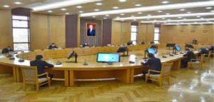 Türkmenistanyň Hazar deňzi 300x143 - Türkmenistanyň DIM-de Türkmenistanyň Hazar deňziniň meseleleri boýunça pudagara toparynyň mejlisi geçirildi