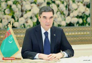 Türkmenistanyň prezidenti 1 300x206 - Türkmenistan prezidenti Eýranyň döwleti we milletine duýgydaşlyk bildirdi
