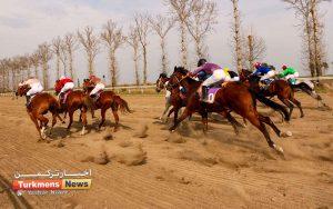 TN 3 4 300x188 - روز اول هفته شانزدهم مسابقات اسبدوانی زمستانه گنبدکاووس برگزار شد+عکس