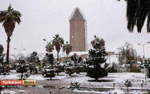 TN Barf 6 300x188 - بارش برف در گنبدکاووس شادی را برای مردم شهرستان به ارمغان آورد+ تصاویر