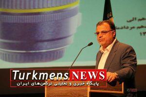 علی اصغر طهماسبی معاون سیاسی، امنیتی - اجتماعی استانداری گلستان