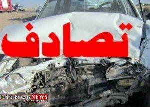 Tasadof 20S 300x215 - 6 مصدوم و یک کشته در حادثه رانندگی