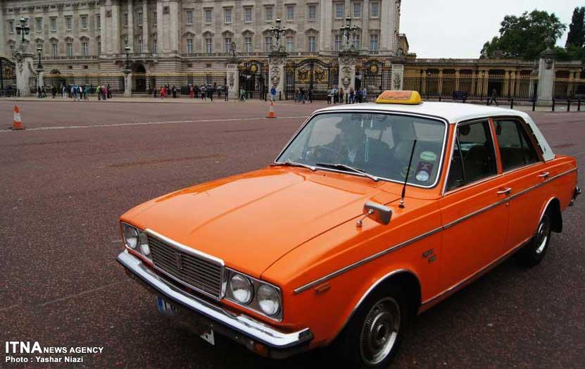 Taxi Narenji ITNANEWS - جریمه ۹۰ هزار تومانی در انتظار تاکسی پیکانها