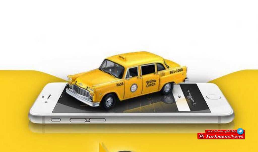 Taxi Online TN2 - جریمه 300 هزار ریالی تاکسیهای اینترنتی اسنپ و تپسی فاقد مجوز