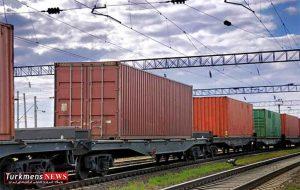 حملونقل بینالمللی در راهآهن شمال شرق (۲) 108 درصد افزایش یافت