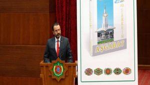 "Turkmen Liderinin yazan Ak Saherim Asgabat 300x169 - Türkmen Lideriniň ýazan ""Ak Şäherim Aşgabat"" atly kitabyň taşdyrylyşy boldy"