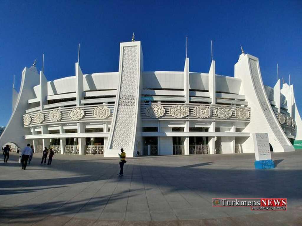 Turkmenistan 4 - تشریفات المپیکی ترکمنستان برای بازیهای داخل سالن آسیا +تصاویر