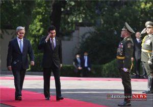 Turkmenistan TN 3 300x209 - ترکمنستان و ارمنستان 10 سند همکاری امضا کردند+تصاویر
