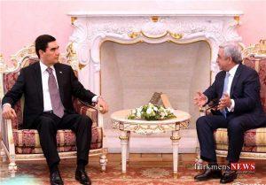 Turkmenistan TN 4 300x209 - ترکمنستان و ارمنستان 10 سند همکاری امضا کردند+تصاویر