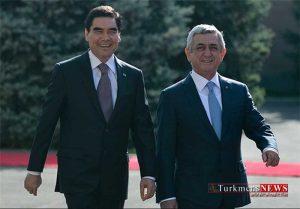 Turkmenistan TN 5 300x209 - ترکمنستان و ارمنستان 10 سند همکاری امضا کردند+تصاویر