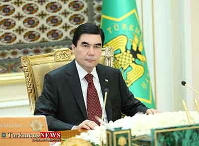 TurkmenistanDöwlet - Türkmenistanyň Döwlet howpsuzlyk geňeşiniň mejlisi