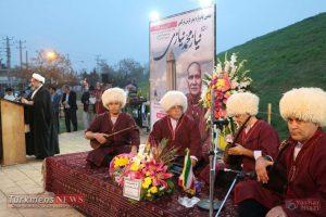 TurkmensNews Yadvareh 11 300x200 - یادواره پدر فرش ترکمن استاد نیاز محمد نیازی در جوار گنبدقابوس برگزار شد+تصاویر
