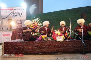 TurkmensNews Yadvareh 14 300x200 - یادواره پدر فرش ترکمن استاد نیاز محمد نیازی در جوار گنبدقابوس برگزار شد+تصاویر