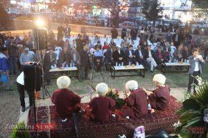 TurkmensNews Yadvareh 17 300x200 - یادواره پدر فرش ترکمن استاد نیاز محمد نیازی در جوار گنبدقابوس برگزار شد+تصاویر