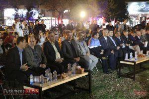 TurkmensNews Yadvareh 32 300x200 - یادواره پدر فرش ترکمن استاد نیاز محمد نیازی در جوار گنبدقابوس برگزار شد+تصاویر