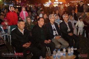TurkmensNews Yadvareh 33 300x200 - یادواره پدر فرش ترکمن استاد نیاز محمد نیازی در جوار گنبدقابوس برگزار شد+تصاویر