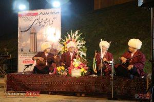 TurkmensNews Yadvareh 34 300x200 - یادواره پدر فرش ترکمن استاد نیاز محمد نیازی در جوار گنبدقابوس برگزار شد+تصاویر
