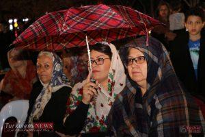 TurkmensNews Yadvareh 48 300x200 - یادواره پدر فرش ترکمن استاد نیاز محمد نیازی در جوار گنبدقابوس برگزار شد+تصاویر